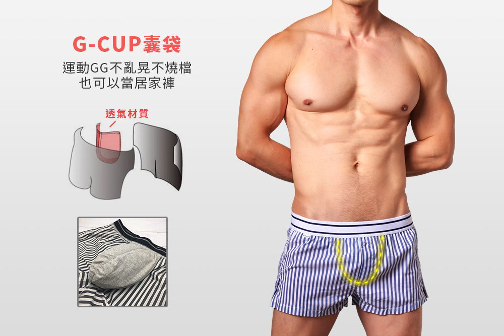 willmax,日版,g-cup,棉,平口褲,男內褲,japanese,cotton,trunks,underwear