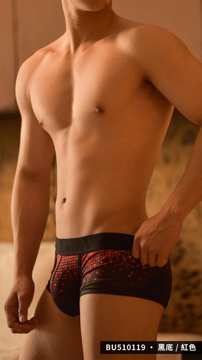 willmax,馬賽克,格子,tdt,好屌型,四角褲,男內褲,mosaic,grids,enhancing bulge,boxers,underwear,bu51011,黑色,藍色,紅色,black,blue,red,bu510119