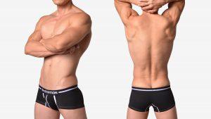 g-station,enhancing bulge,low waist,boxers,underwear