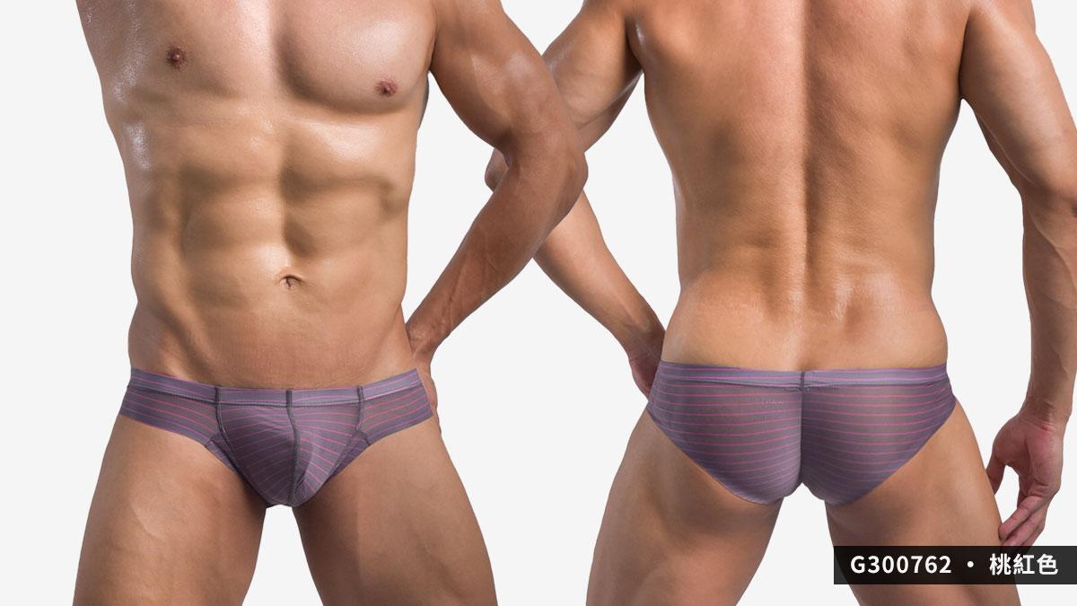 極極薄,寬邊,三角褲,男內褲,extremely thin,wide side,briefs,underwear,g30076,桃紅色,pink,g300762