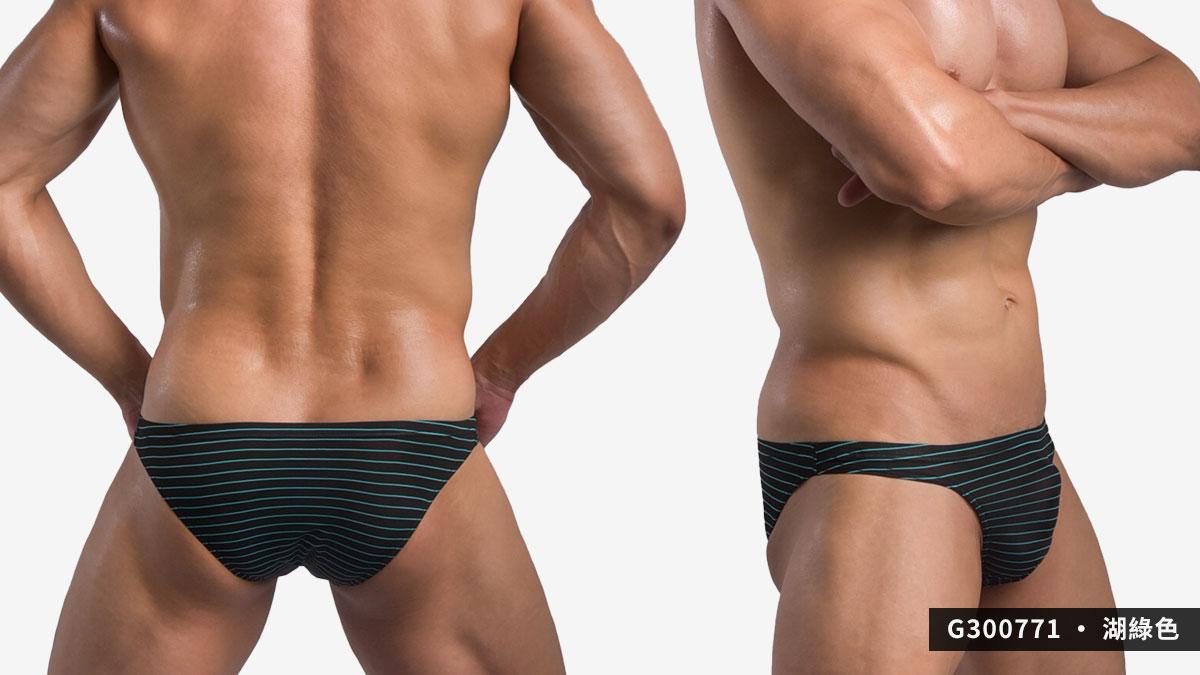極薄,普邊,三角褲,男內褲,extremely thin,normal side,briefs,underwear,g30077,湖綠色,lake blue,g300771