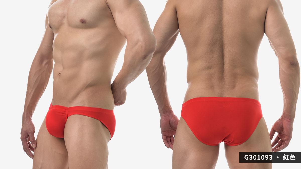 wantku,莫代爾,大空間,三角褲,男內褲,rayon,big space,briefs,underwear,g30109,紅色,red,g301093