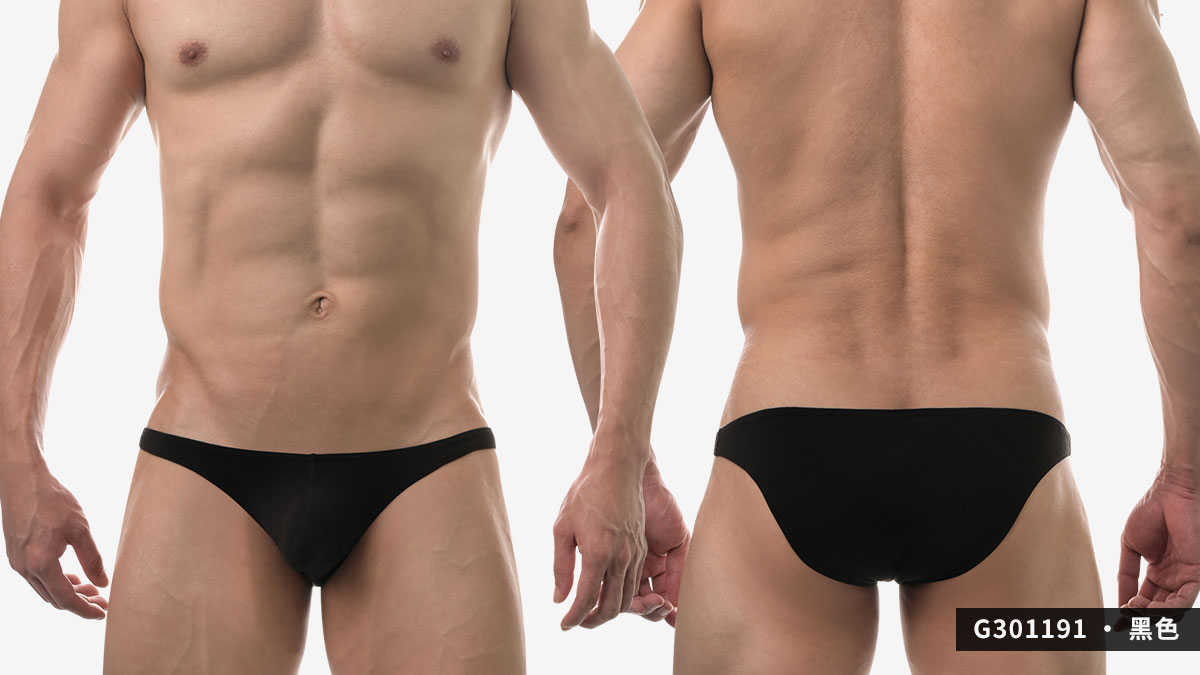 wantku,彈性,棉,激凸,三角褲,男內褲,elastic,cotton,protruding,briefs,underwear,g30119,黑色,black,白色,white,麻灰色,grey,g301191