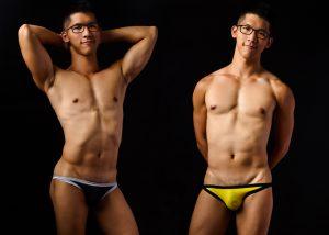 低腰,彈力,滾邊,三角褲,男內褲,elastic,color edge,briefs,underwear