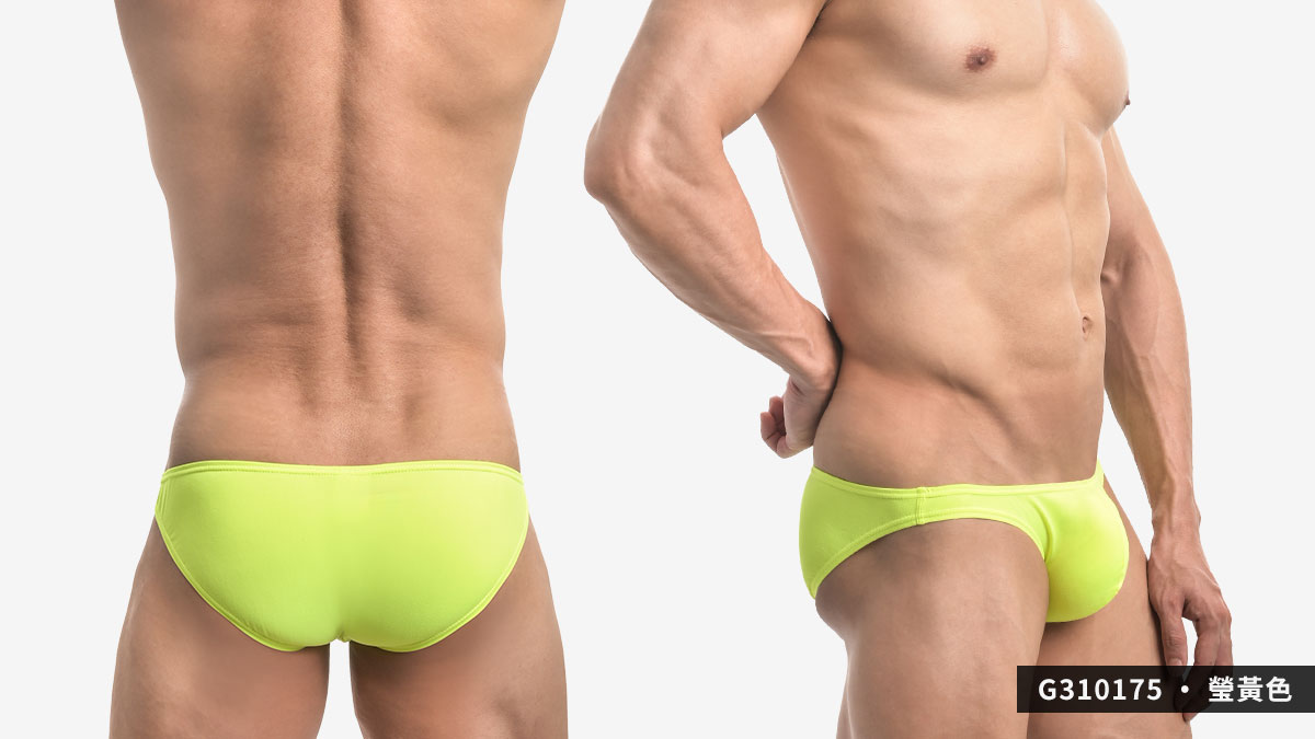 wantku,螢光,基本款,低腰,三角褲,男內褲,neon,basic styles,low waist,briefs,underwear,g31017,瑩黃色,neon yellow,水藍色,ater blue,螢橘色,neon orange,g310175