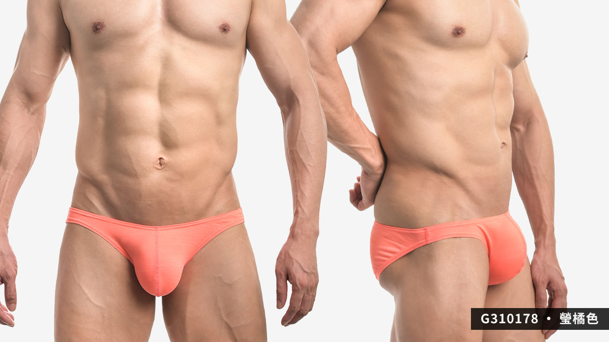 wantku,螢光,基本款,低腰,三角褲,男內褲,neon,basic styles,low waist,briefs,underwear,g31017,瑩黃色,neon yellow,水藍色,ater blue,螢橘色,neon orange,g310178