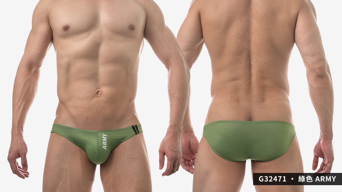 willmax,軍職,雙槓,三角褲,男內褲,military,army,navy,air force,double lines,briefs,underwear,g3247