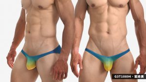 willmax,漸層,tdt,激凸,三角褲,男內褲,gradient,protruding,briefs,g3t1089,藍色,綠色,黃色,紫色,紅色,blue,green,yellow,purple,red