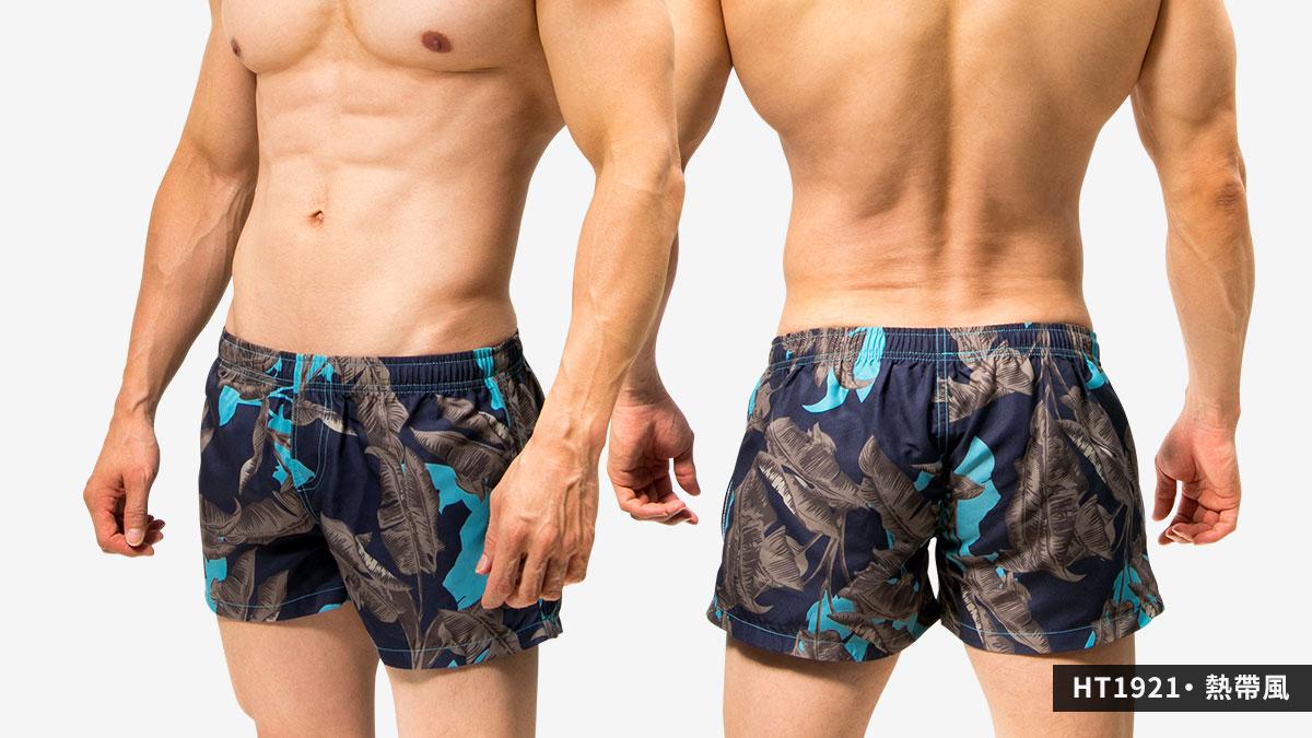 印花,三分,海灘褲,男海灘褲,pattern,beach pants,men's pants,ht192,熱帶風,tropical,ht1921