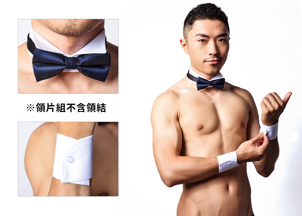 紳士,兩件式,襯衫,領袖,gentleman,accessories,collar,wrist cuffs