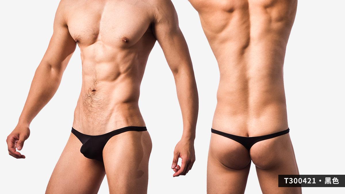 超薄,細邊,低腰,丁字褲,男內褲,ultra-thin,thin sided, low waist,thongs,underwear,t30042,黑色,black,t300421