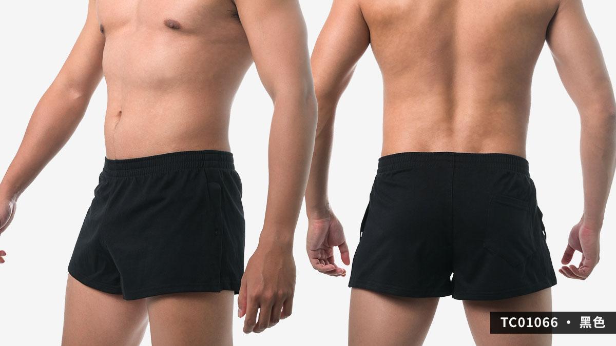 willmax,側扣,開岔,平口褲,g-cup,男內褲,side button,opened,trunks,underwear,tc0106,黑色,black,tc01066
