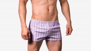 日系,條紋,平口褲,男內褲,japanese,striped,trunks,underwear
