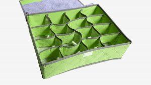 內著,16格,收納盒,underwears,16 gird, storage box